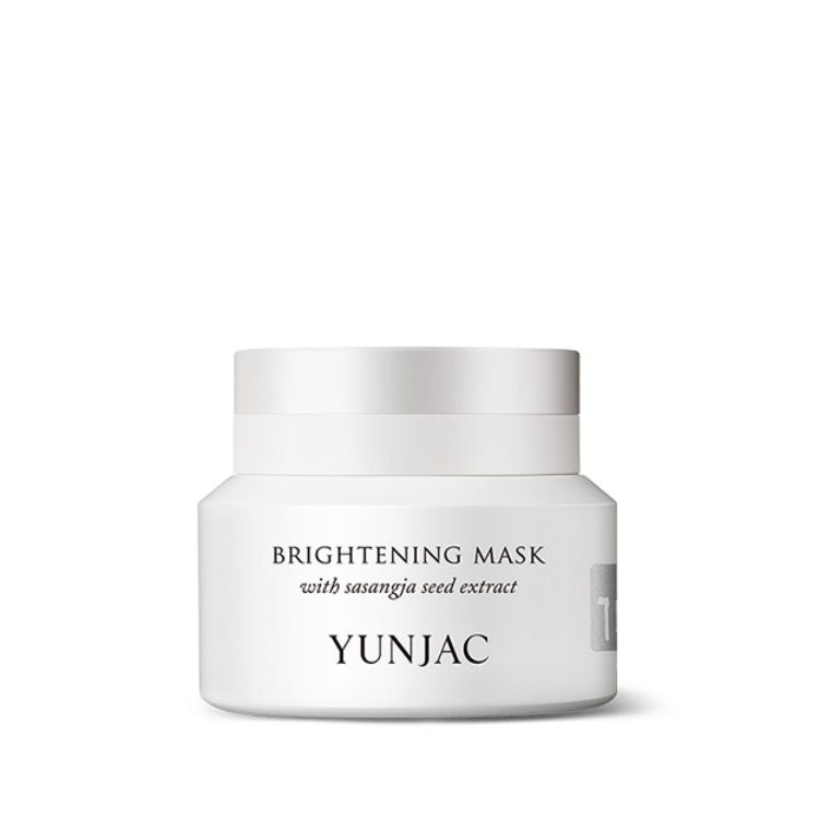BRIGHTENING MASK<br /> WITH SASANGJA SEED EXTRACT
