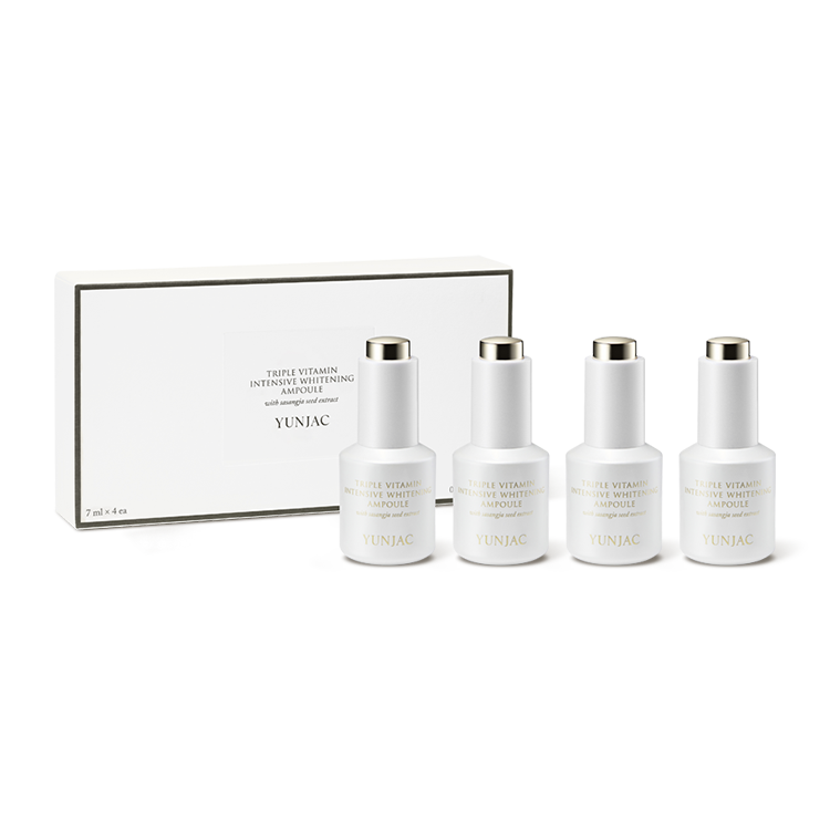 TRIPLE VITAMIN INTENSIVE WHITENING AMPOULE